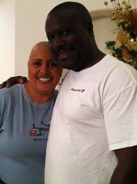 Bishop Rosie S. Oneal - Cancer Survivor