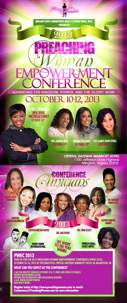 2013 Preaching Woman Empowerment Conference (PWEC)