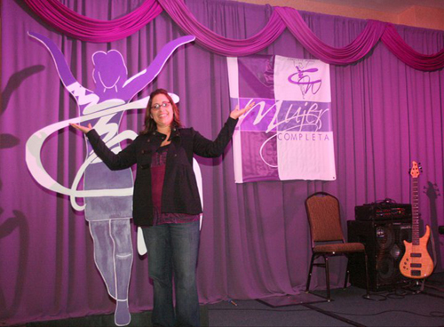 Complete Women Conference, Sorines Lopez
